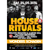 HOUSE RITUALS on tour met Delivio Reavon & Aaron Gill
