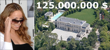 Mariah carey doet bod op duurste huis ter wereld nieuws vacatures - Tijdschriftenrek huis van de wereld ...