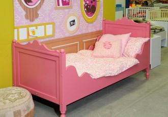 Bopita Belle Juniorbed Roze.Bopita Belle Kinderkamer Bij Natuurlijk Wonen Kids
