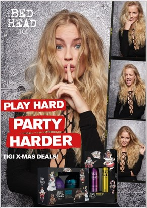 Bed Head TIGI X-MAS Deals
