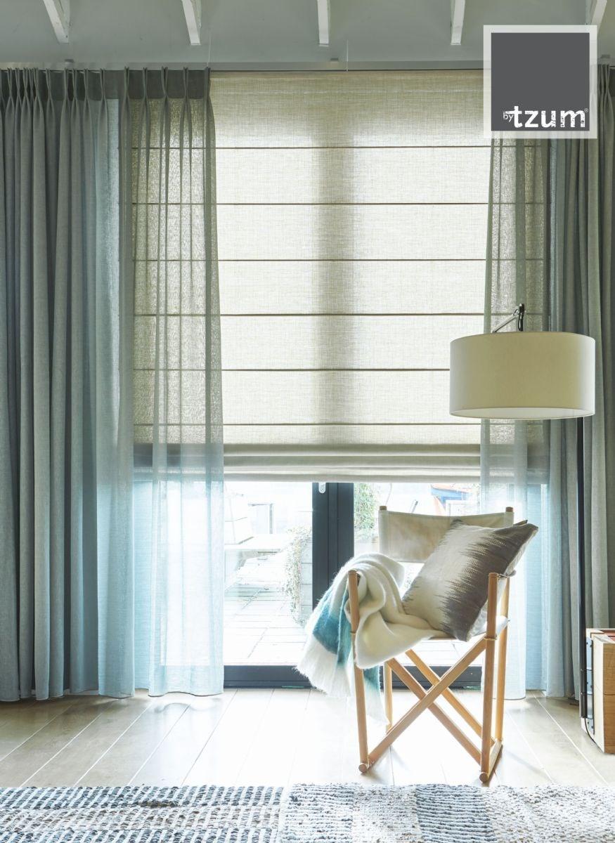 Gordijnen en raamdecoratie een perfecte combinatie - Rondjeschagen ...
