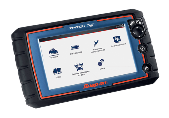 Snap-on-TRITON-D8-intelligente-diagnose
