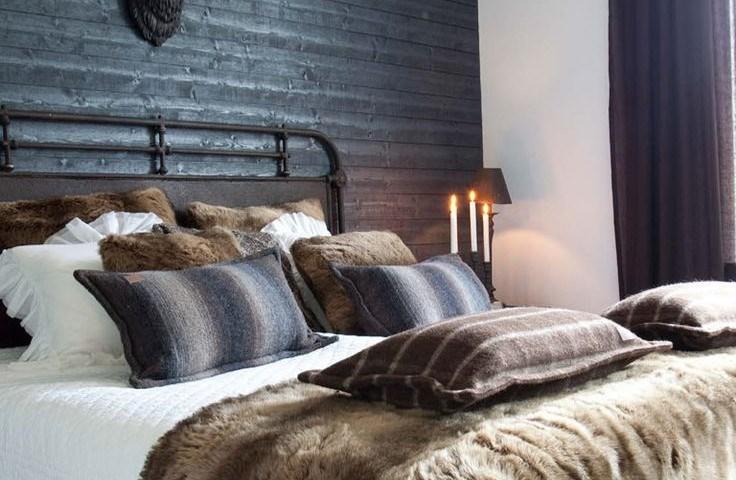 Slaapkamer Kleur Blauw : Kleurinspiratie u2013 de kleur van de maand september: natuurlijk bruin